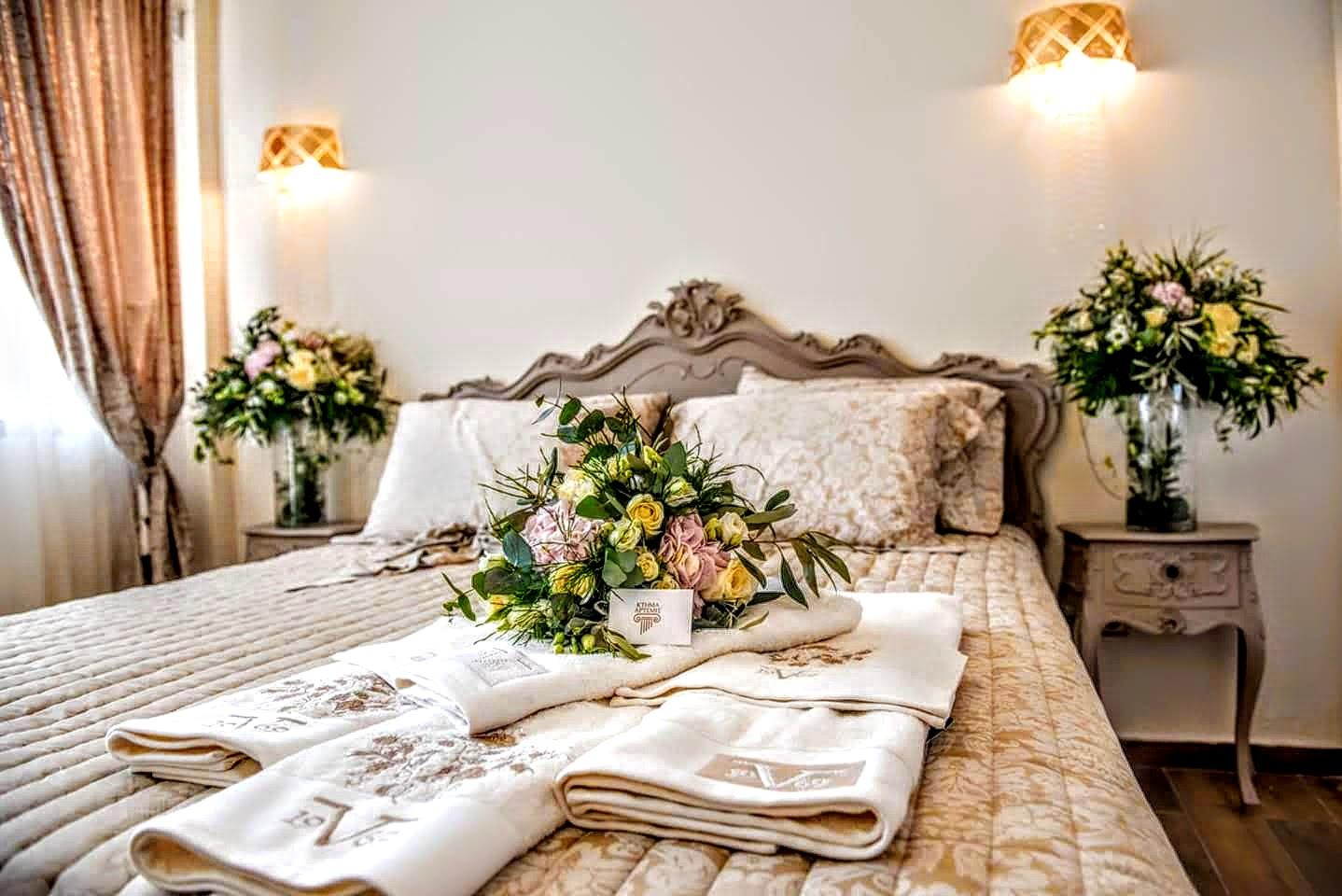 Κτήμα γάμου με νυφική σουίτα