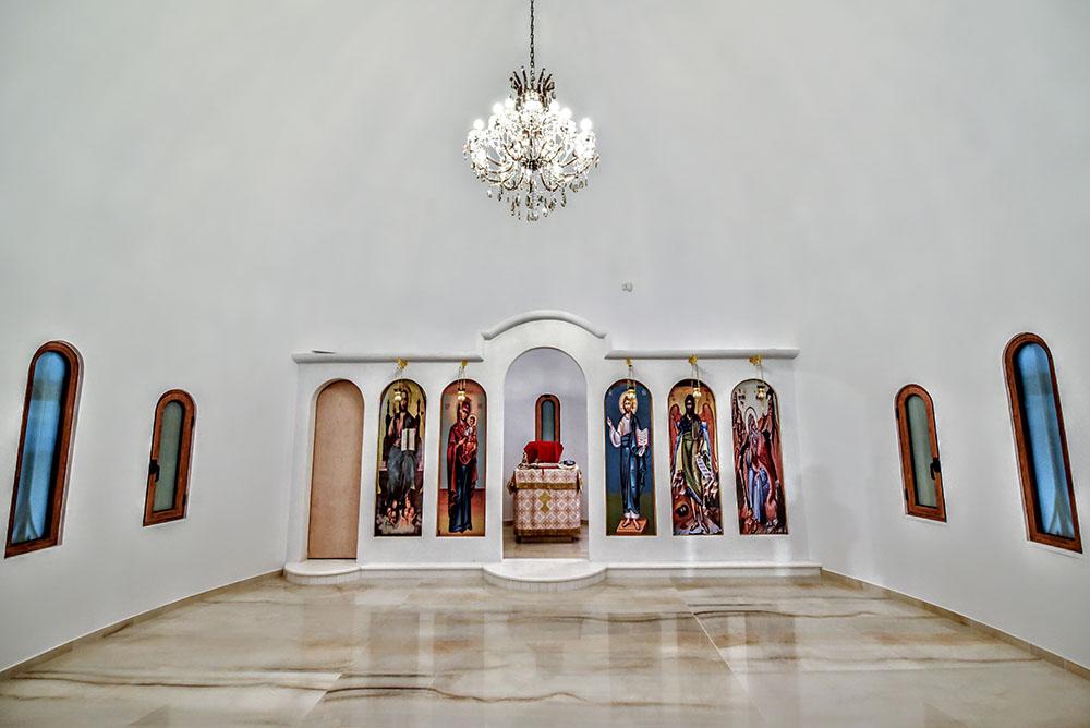Κτήμα γάμου με εκκλησία